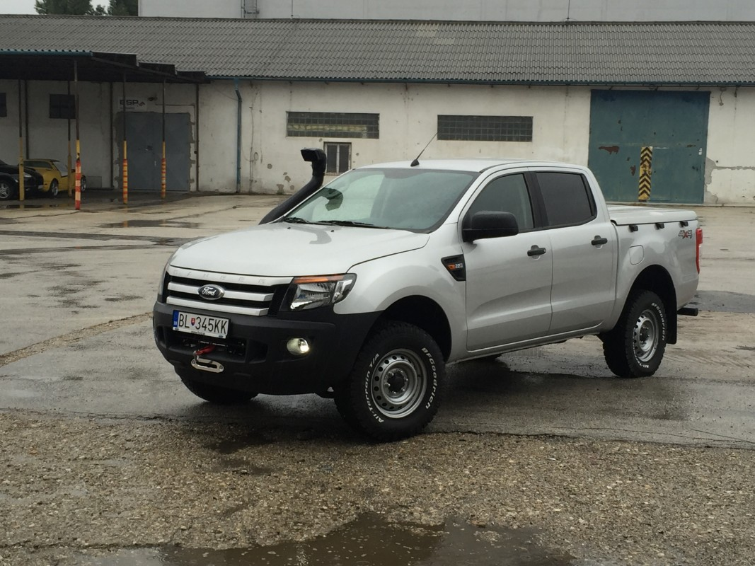 Ford Ranger off-road doplnky